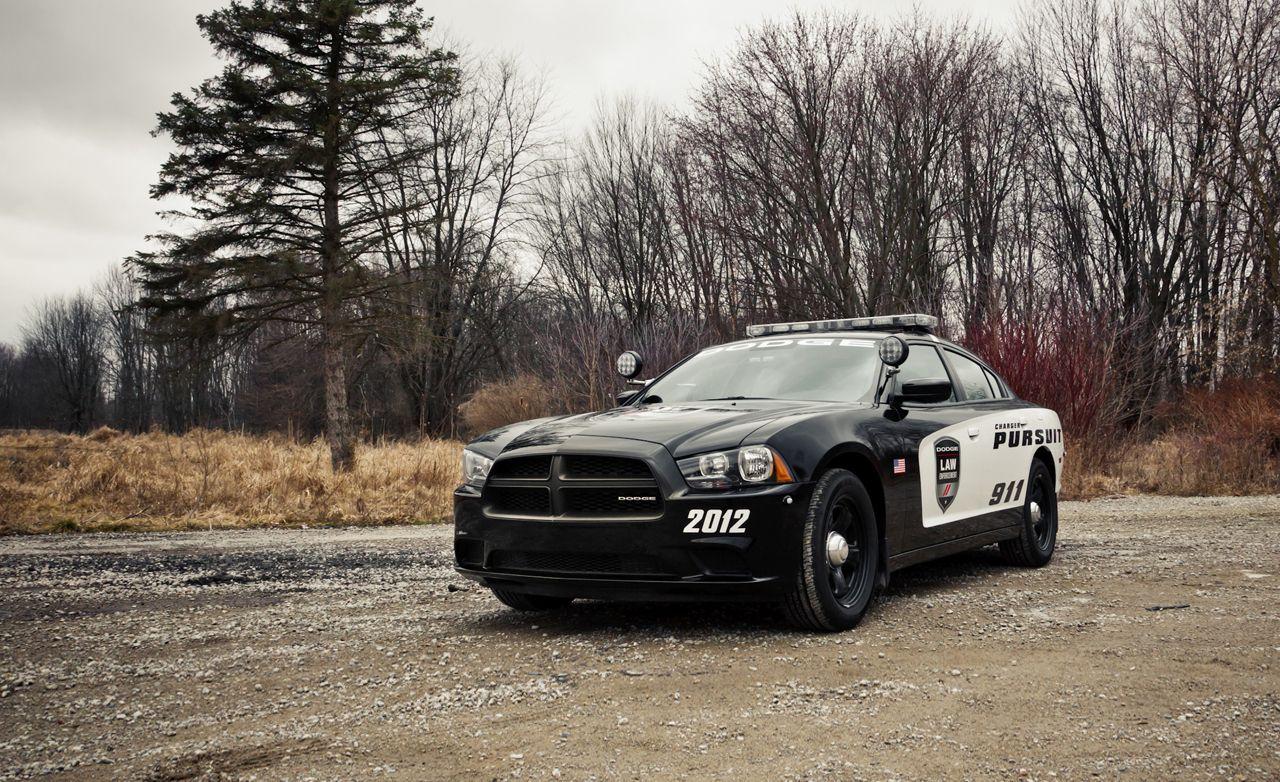 2012 dodge charger police interceptor specs