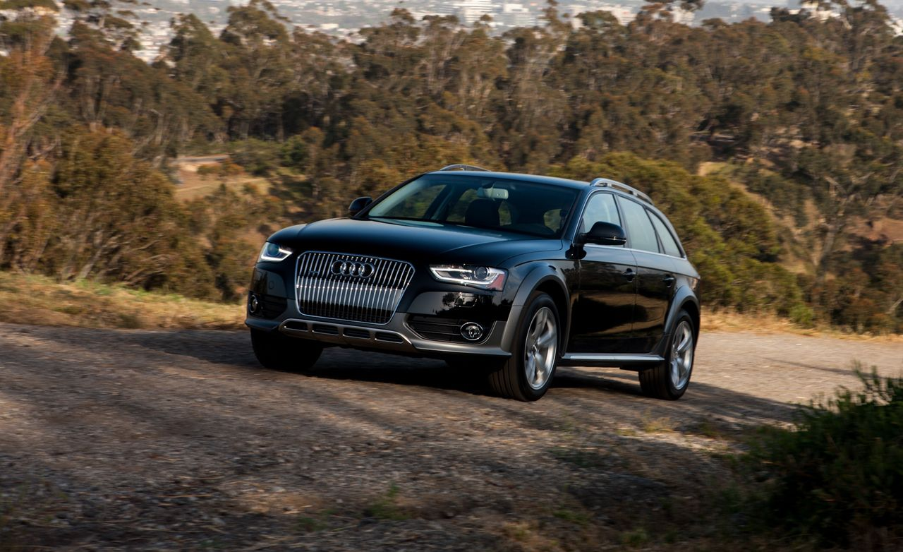 Audi Allroad First Drive Review Car And Driver - Audi allroad