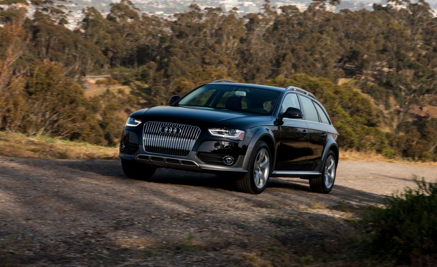 2013 Audi Allroad First Drive Review Car And Driver