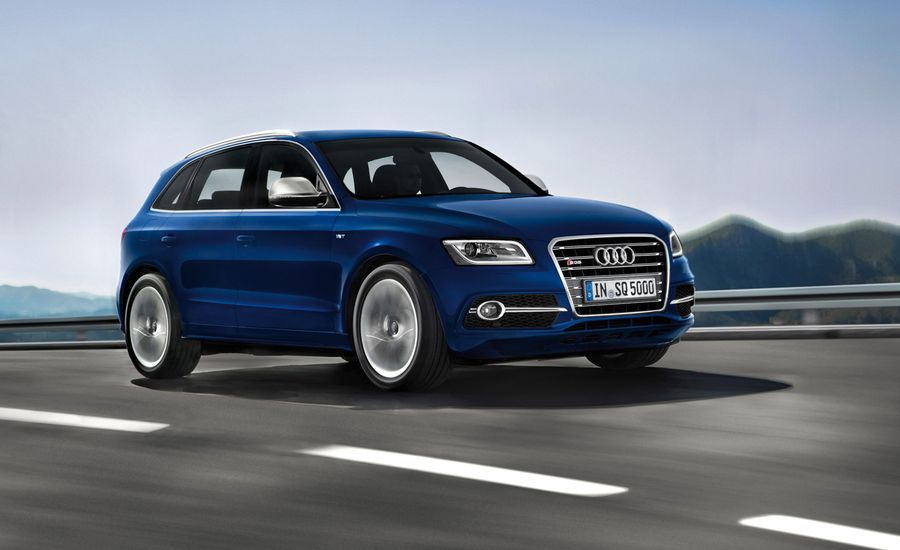 2013 audi sq5 tdi first drive review car and driver. Black Bedroom Furniture Sets. Home Design Ideas