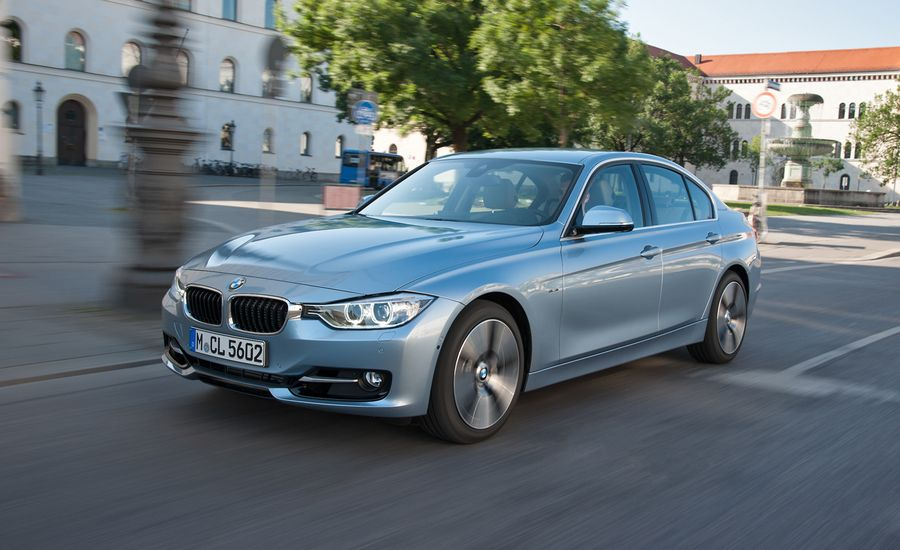 2013 Bmw Activehybrid 3 First Drive Review Car And Driver