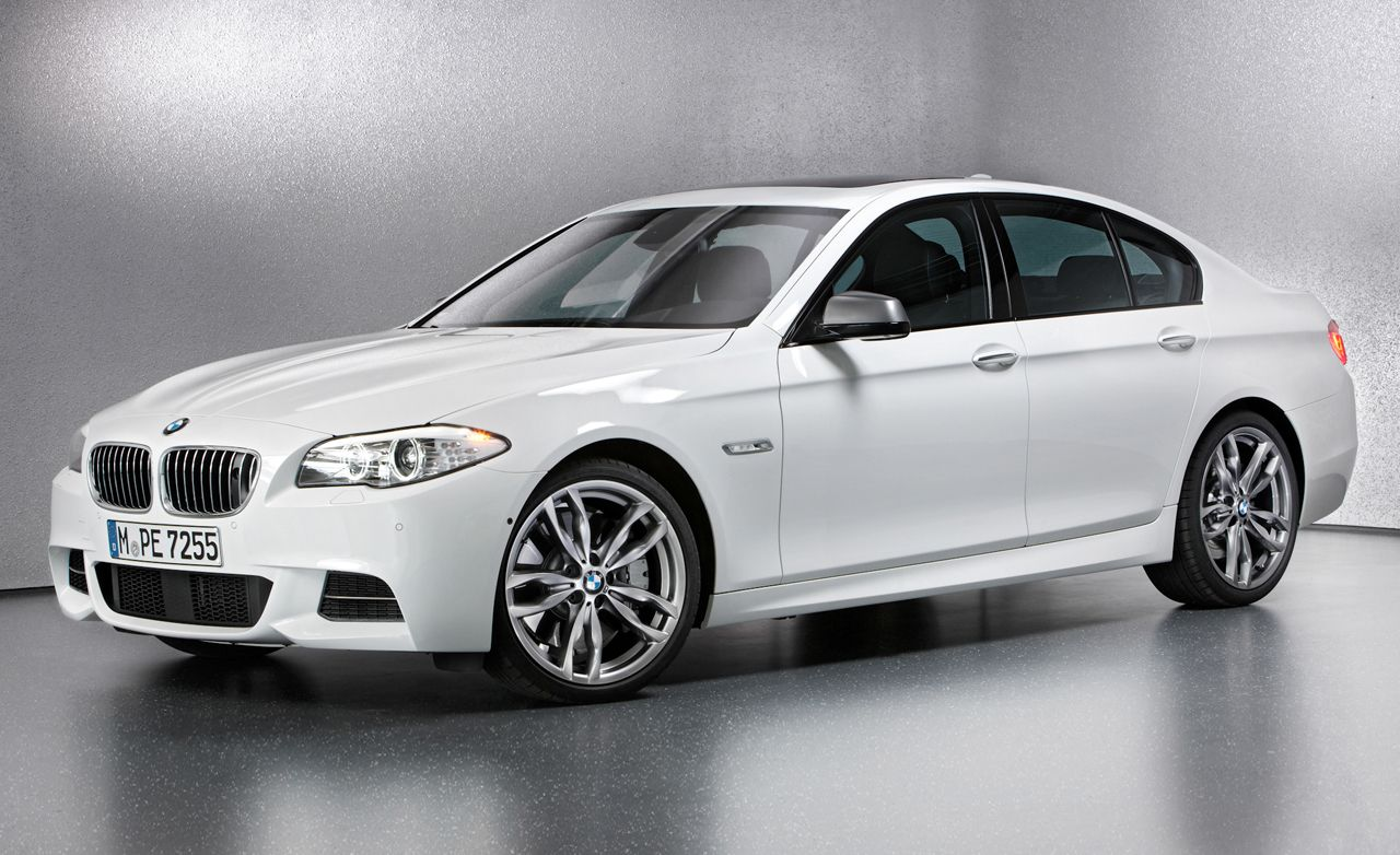 Bmw m550d xdrive gets 400 hp quad turbo diesel i 6 motor