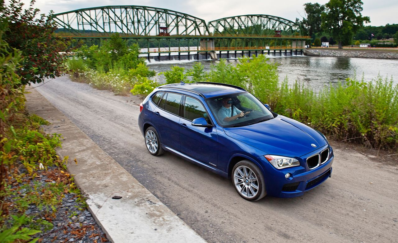 2013 BMW X1 First Drive  Review  Car and Driver
