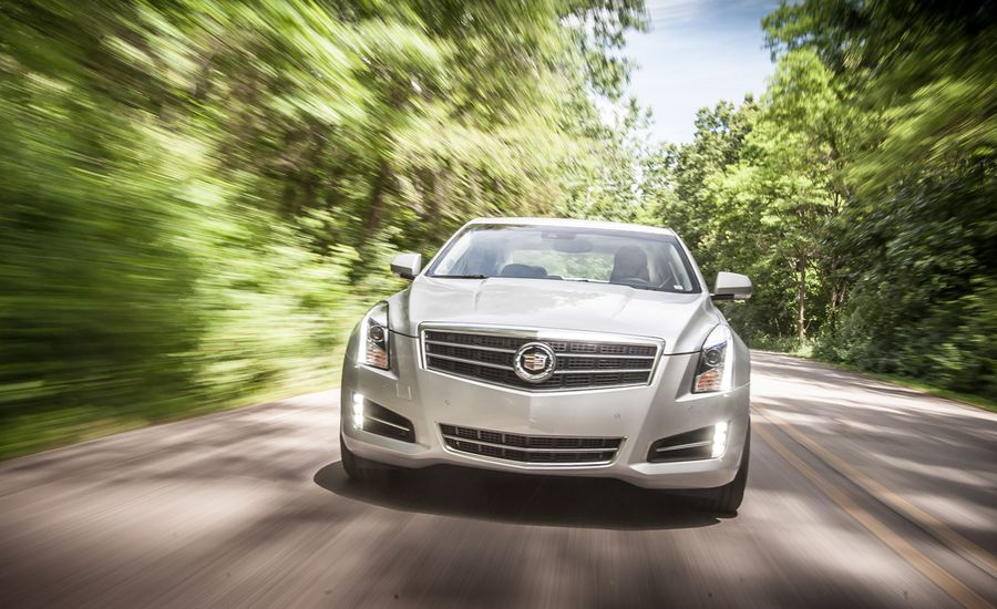 2013 Cadillac ATS 3.6 Instruted Test | Review | Car and Driver