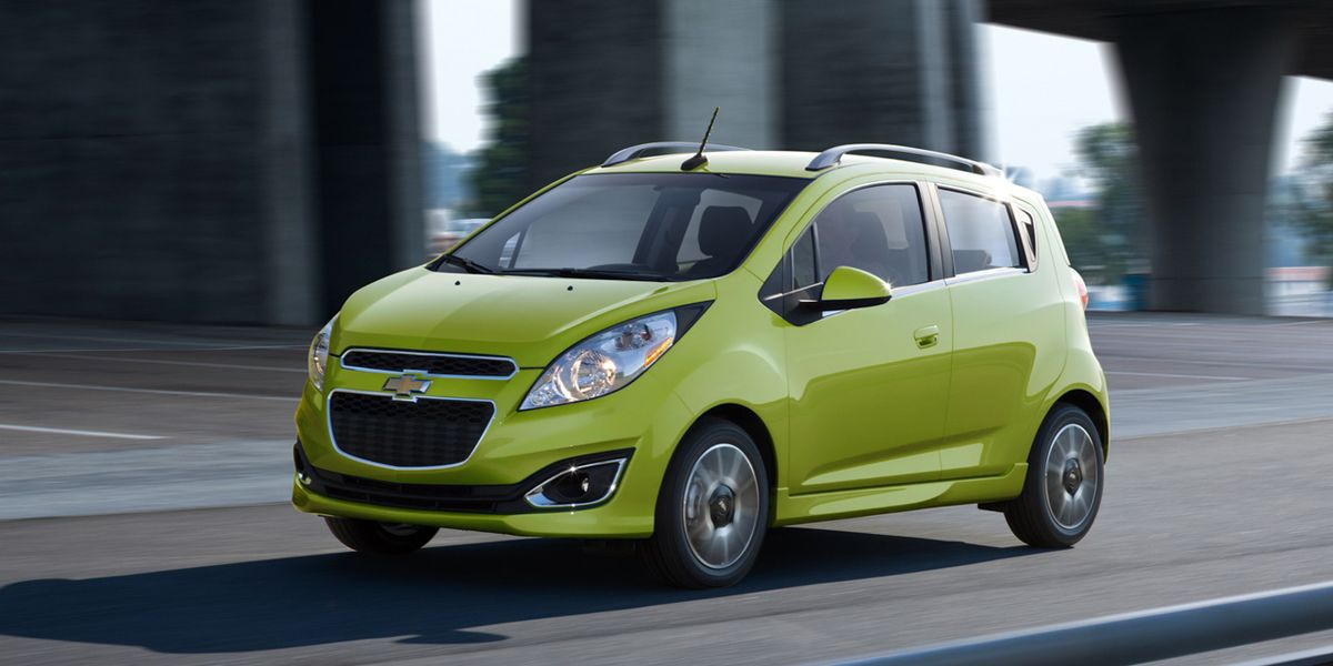 2013 Chevrolet Spark First Drive Review Car And Driver