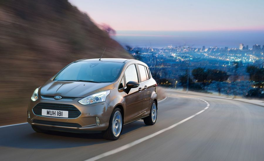 2013 ford b max first drive review car and driver. Black Bedroom Furniture Sets. Home Design Ideas