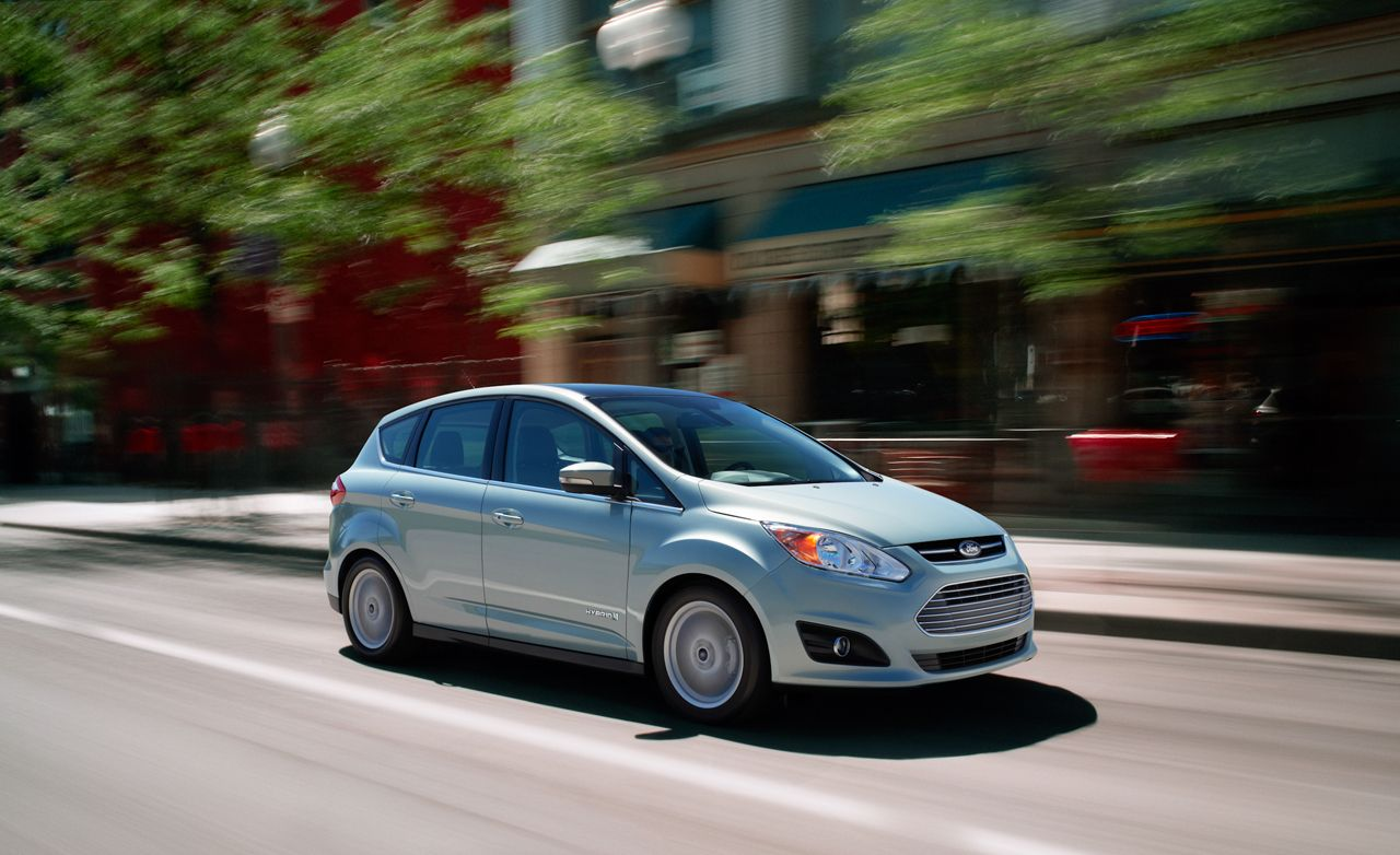 2018 Ford C-Max Reviews | Ford C-Max Price, Photos, and Specs | Car and  Driver