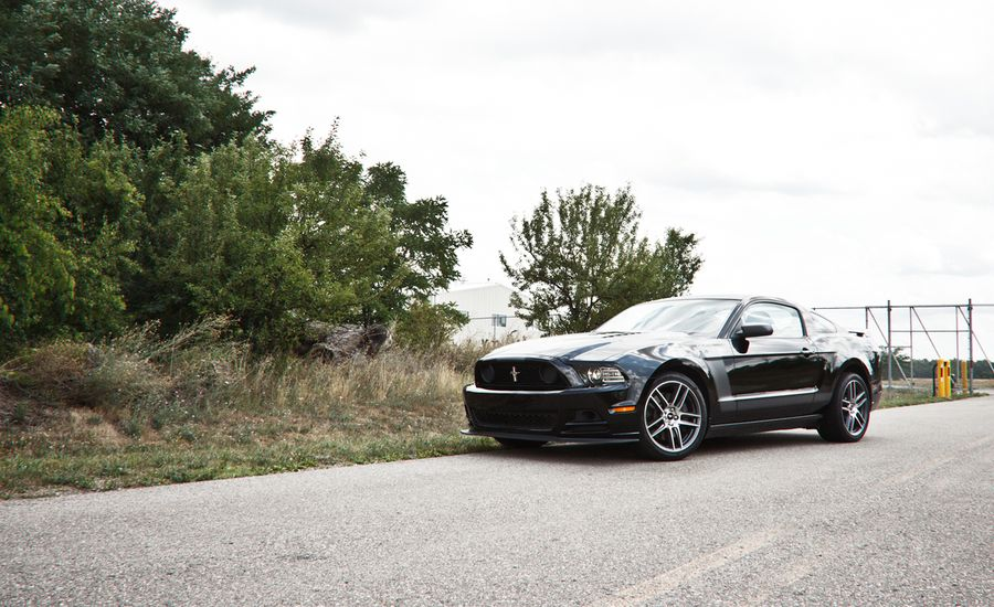 2013 Ford Mustang Boss 302 Laguna Seca Instrumented Test Review