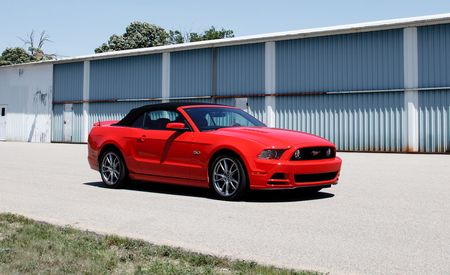 2013 Ford Mustang GT 5.0 Convertible Automatic