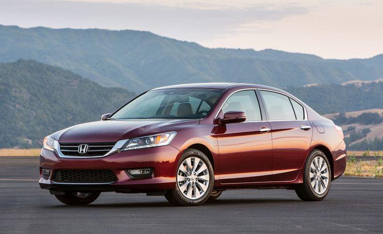 2013 Honda Accord Sedan V-6