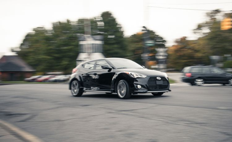 2013 Hyundai Veloster Turbo Manual / Automatic