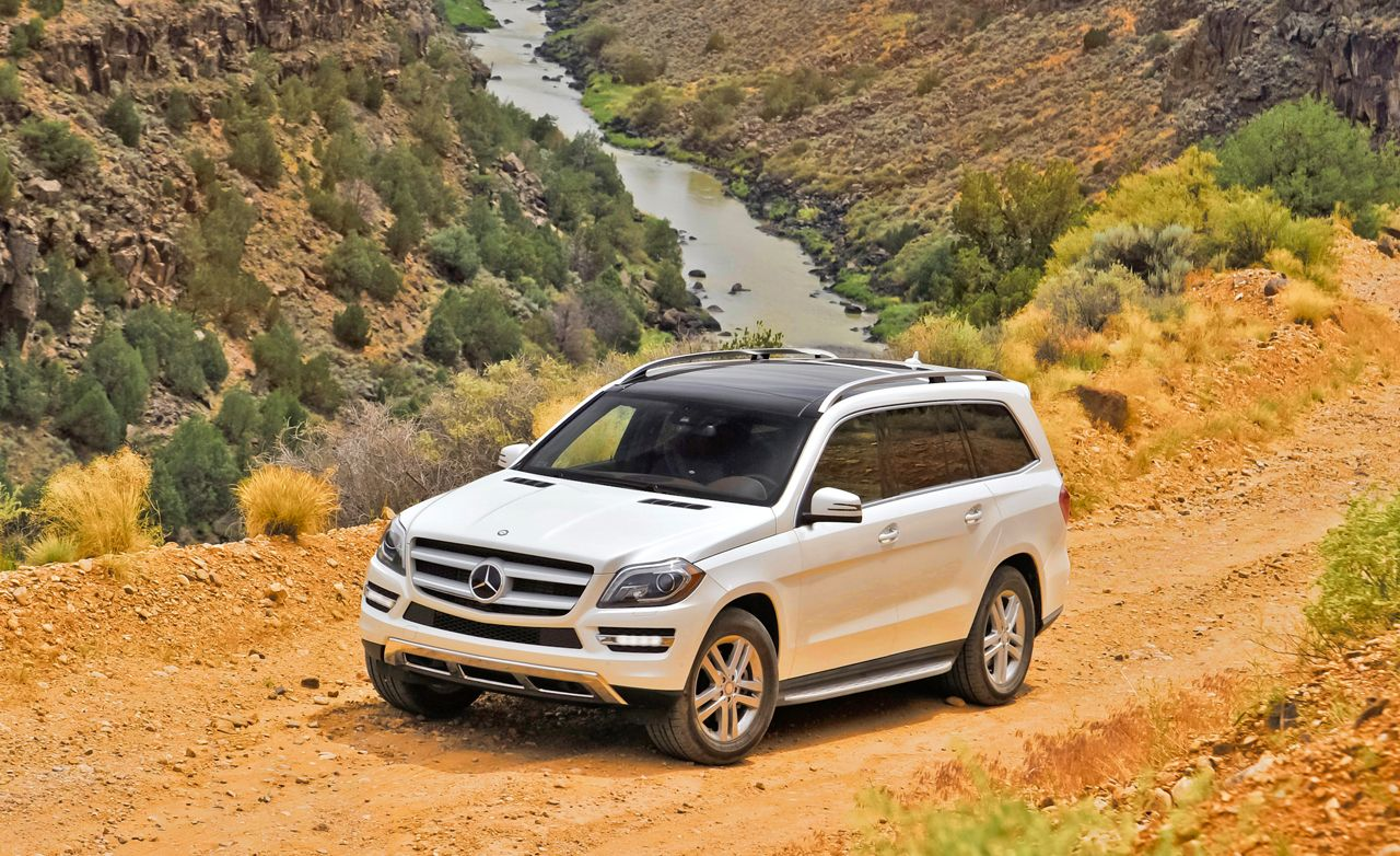 2013 mercedes-benz gl350 bluetec 4matic test – review – car and driver