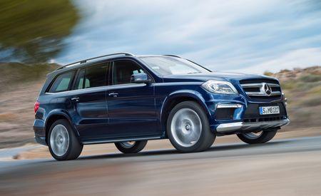 2013 Mercedes-Benz GL-class / GL350 BlueTec / GL450 / GL550
