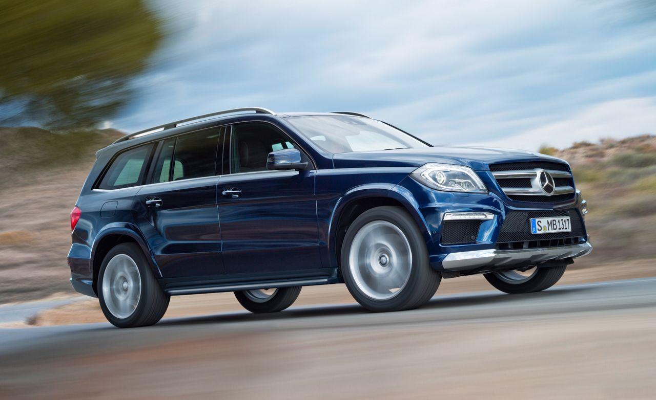 2013 Mercedes Benz GL Class / GL350 BlueTec / GL450 / GL550