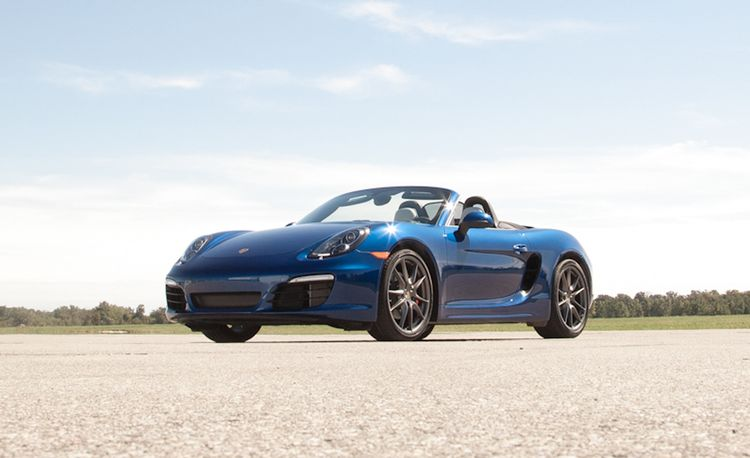 2013 Porsche Boxster S PDK Automatic