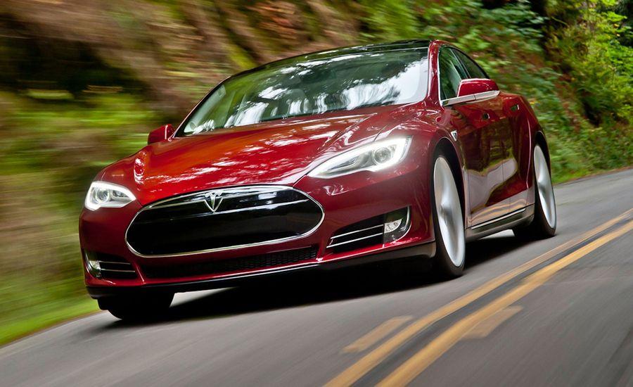 2013 Tesla Model S Reviews Car And Driver