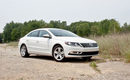 2013 Volkswagen CC 2.0T Manual and DSG Automatic