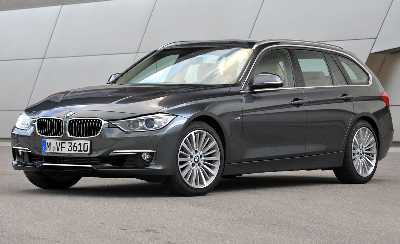 2014 bmw 3-series sports wagon first drive – review – car and driver
