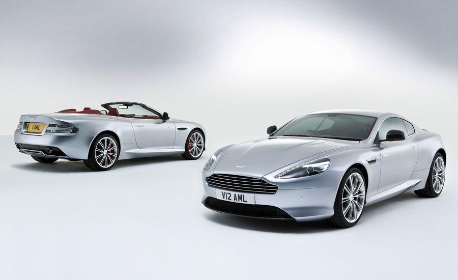 2013 Aston Martin DB9 Photos and Info - News - Car and Driver