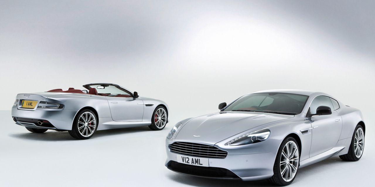 2013 Aston Martin Db9 Photos And Info News Car And Driver