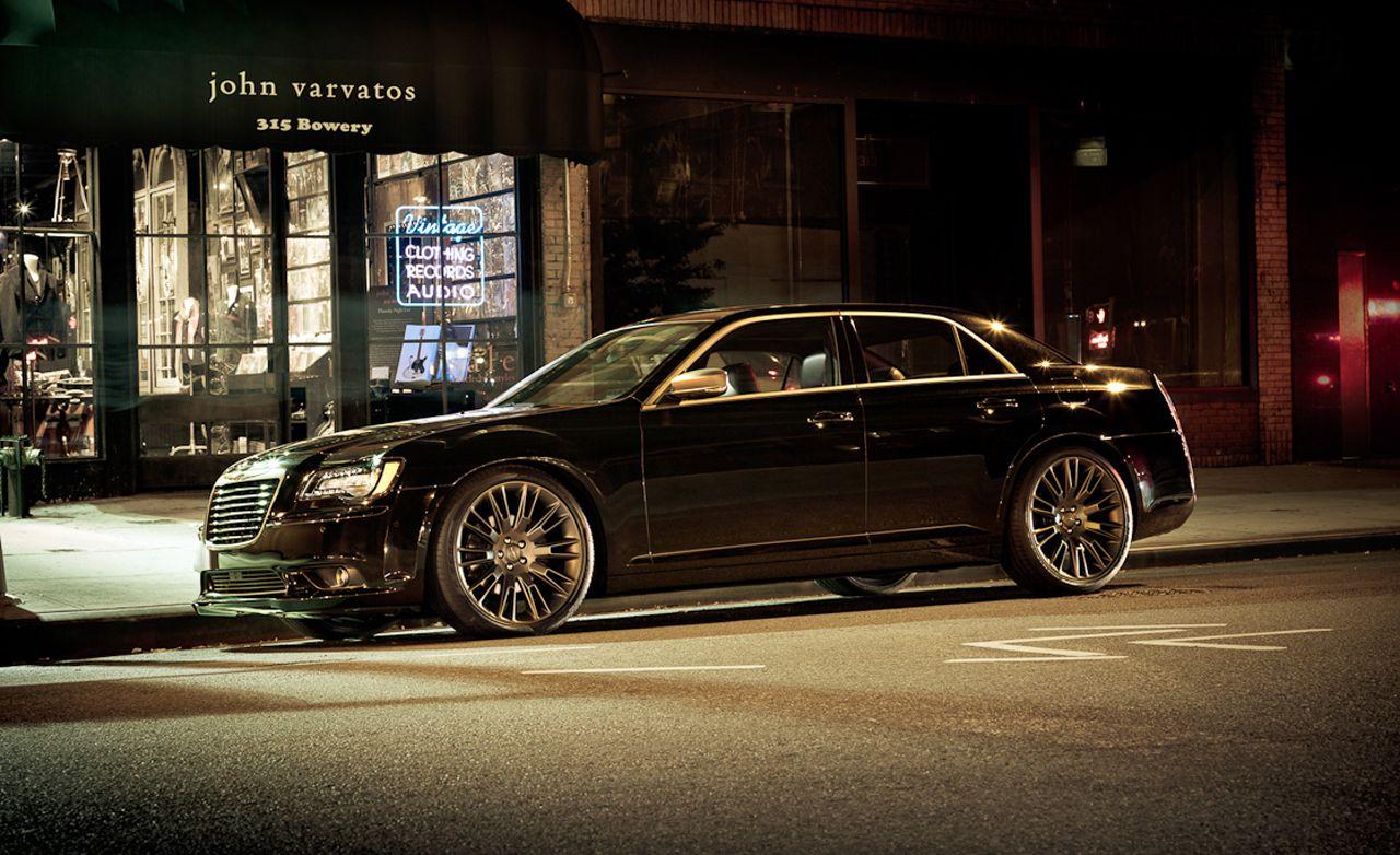 2013 Chrysler 300C John Varvatos Limited Edition / Luxury Edition