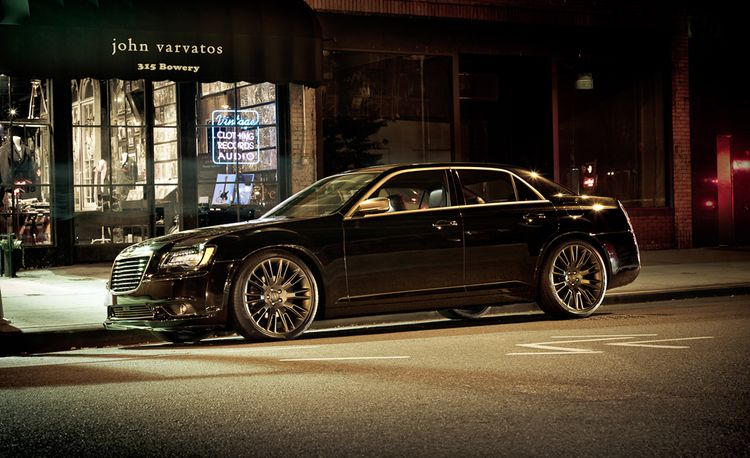 2013 Chrysler 300C John Varvatos Limited Edition / Luxury Edition