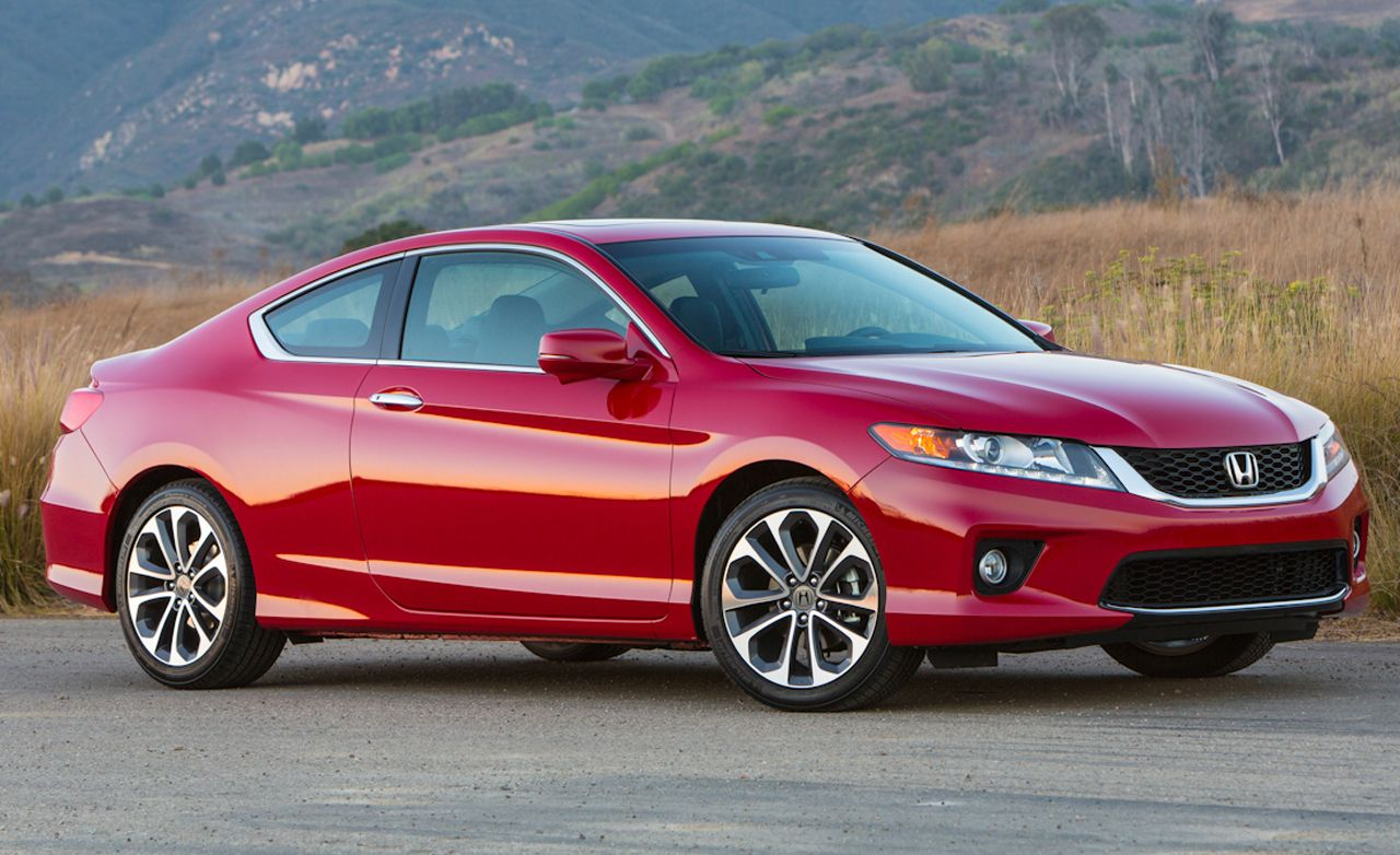 2013 Honda Accord Sedan and Coupe/2014 Honda Accord Plug-In Hybrid