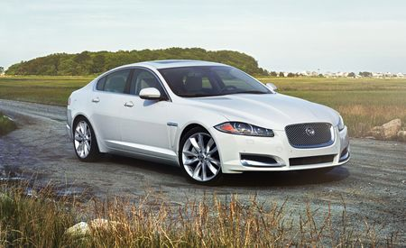 2013 jaguar xf and xj 3 0 awd first drive review car. Black Bedroom Furniture Sets. Home Design Ideas