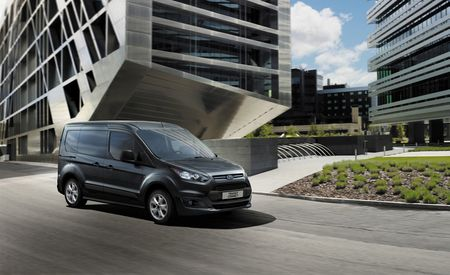 2014 Ford Transit Connect Unveiled in Europe, Arrives Here Next Year