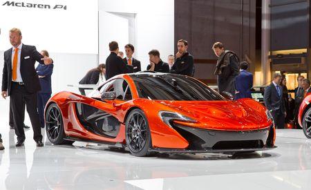 2014 McLaren P1 Concept