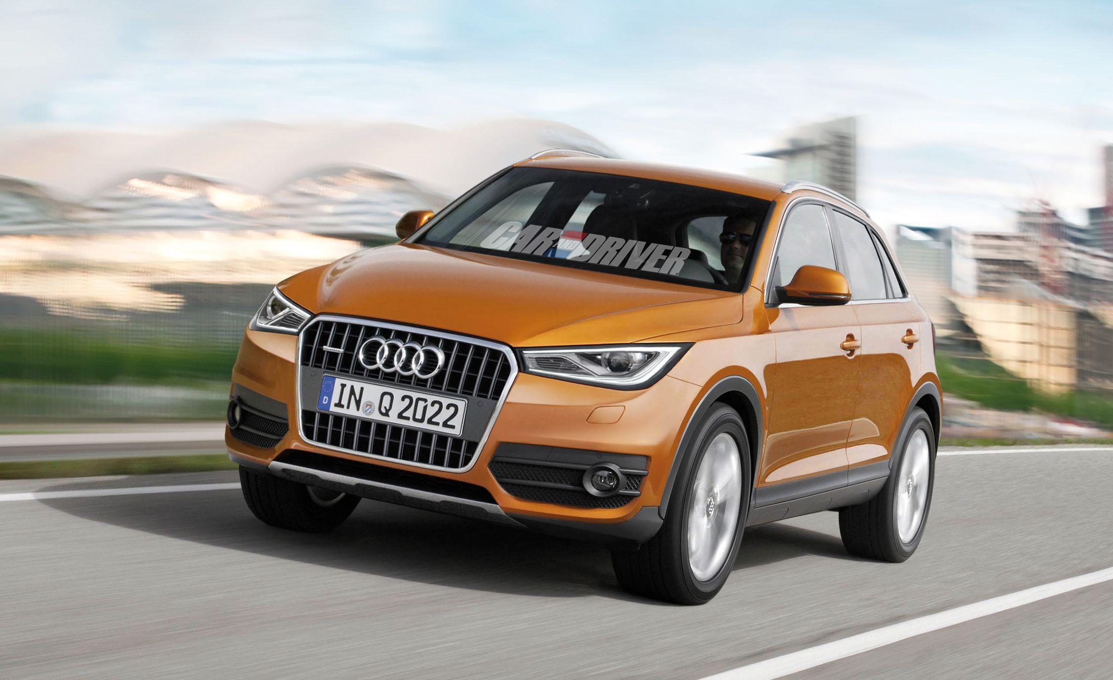 2016 Audi Q2 Rendered