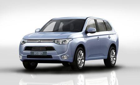 2013 Mitsubishi Outlander Plug-In Hybrid