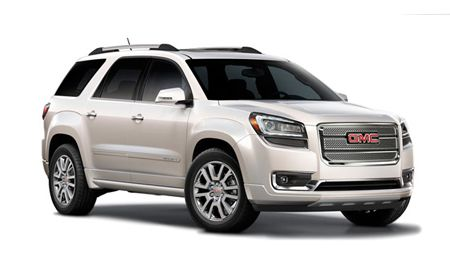 New Cars for 2013: GMC