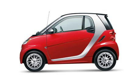 New Cars for 2013: Smart