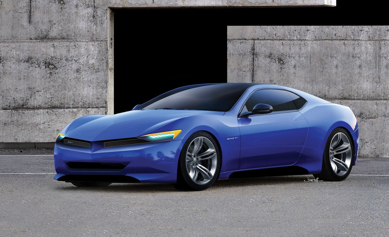 Details Surface: Chrysler Readying SRT Barracuda to Succeed Challenger