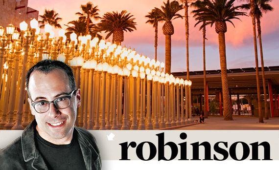 Aaron Robinson: Chris Burden Isn't Your Typical Oil-on-Canvas-Bugatti Car Artist