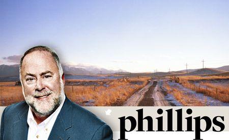 John Phillips: Adventures on 10 Wheels
