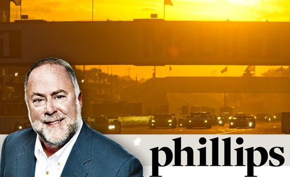 John Phillips: I know a Man Who Can Spell Paul Radisich's Name