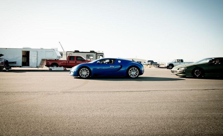 2012 Bugatti Veyron 16.4 Grand Sport - Slide 1