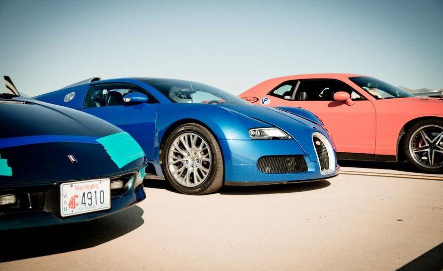 2012 Bugatti Veyron 16.4 Grand Sport - Slide 4