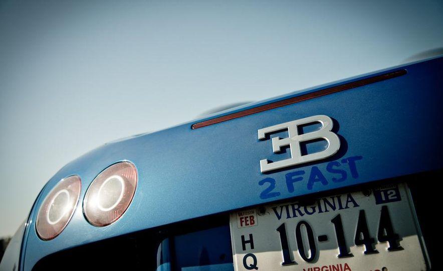 2012 Bugatti Veyron 16.4 Grand Sport - Slide 17