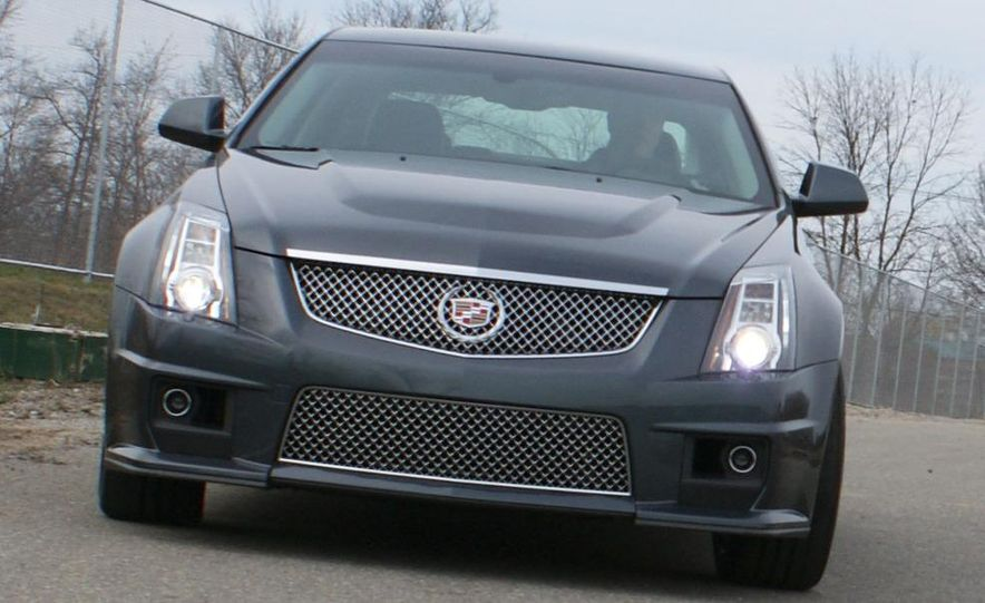 2014 Cadillac CTS (spy photo) - Slide 20