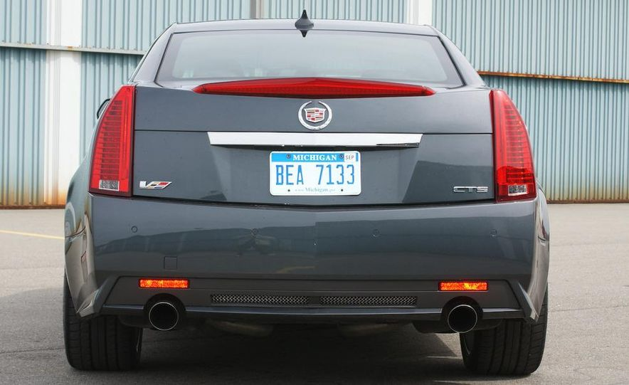 2014 Cadillac CTS (spy photo) - Slide 22