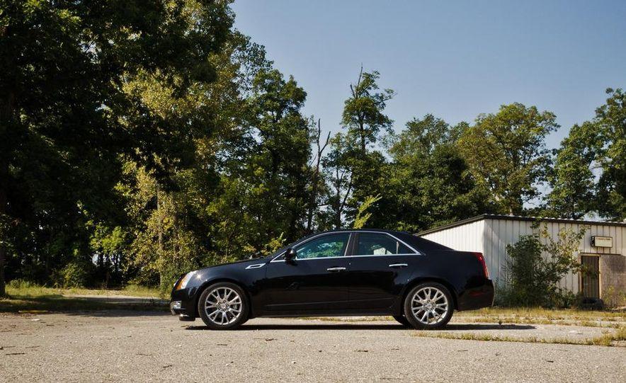 2014 Cadillac CTS (spy photo) - Slide 10