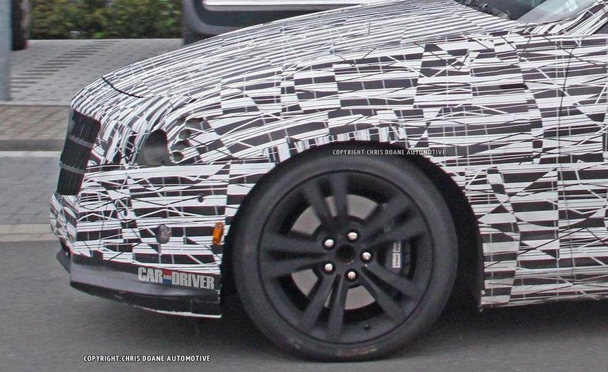 2014 Cadillac CTS (spy photo) - Slide 7