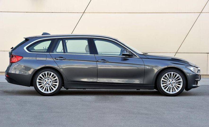 2014 BMW 328i Sport Wagon - Slide 1