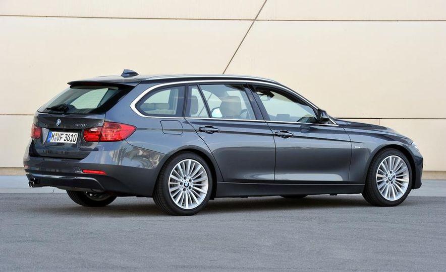 2014 BMW 328i Sport Wagon - Slide 2