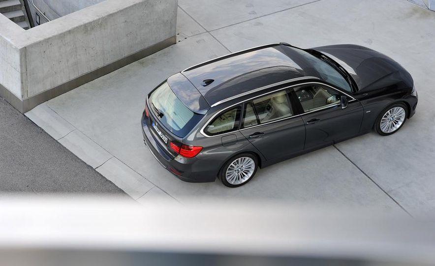 2014 BMW 328i Sport Wagon - Slide 5