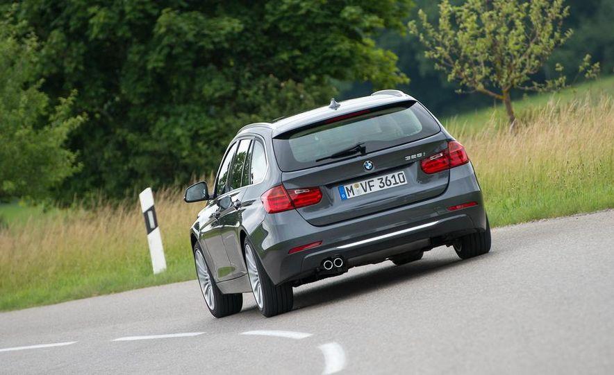2014 BMW 328i Sport Wagon - Slide 8