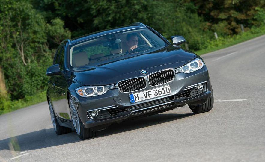 2014 BMW 328i Sport Wagon - Slide 11